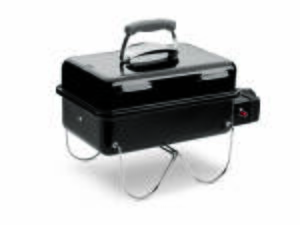 Weber Go-Anywhere - Plyn